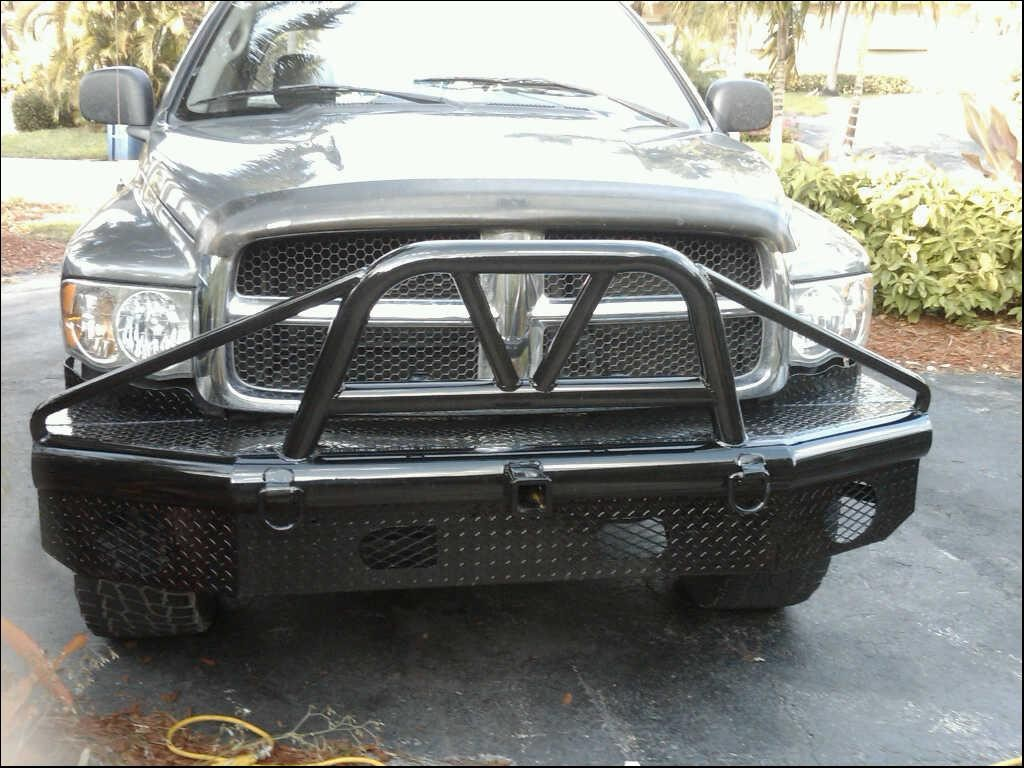 Galerry custom dodge bumpers